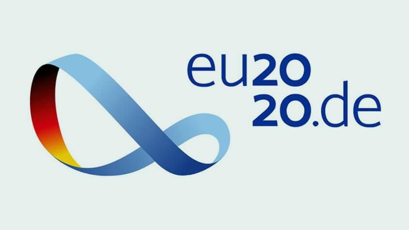 Logo of the EU2020