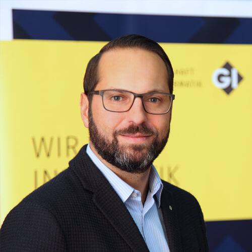 Geschäftsführer Gesellschaft für Informatik Daniel Krupka