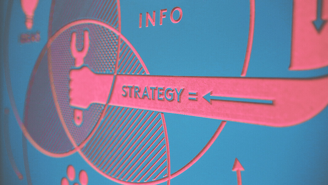 Graphical representation: Information, Strategy