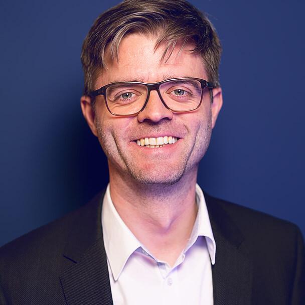 Porträt von Christian Odendahl