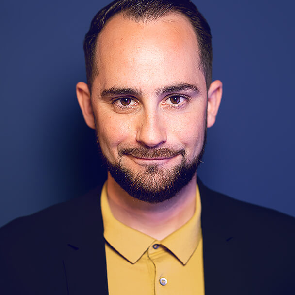 Porträt von Prof. Dr. Philipp Staab