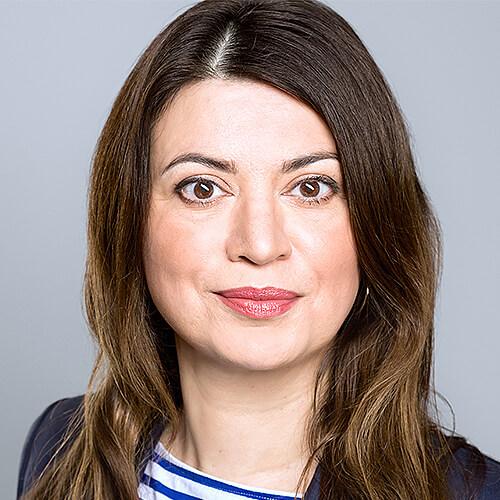 Porträt von Çiğdem Uzunoğlu