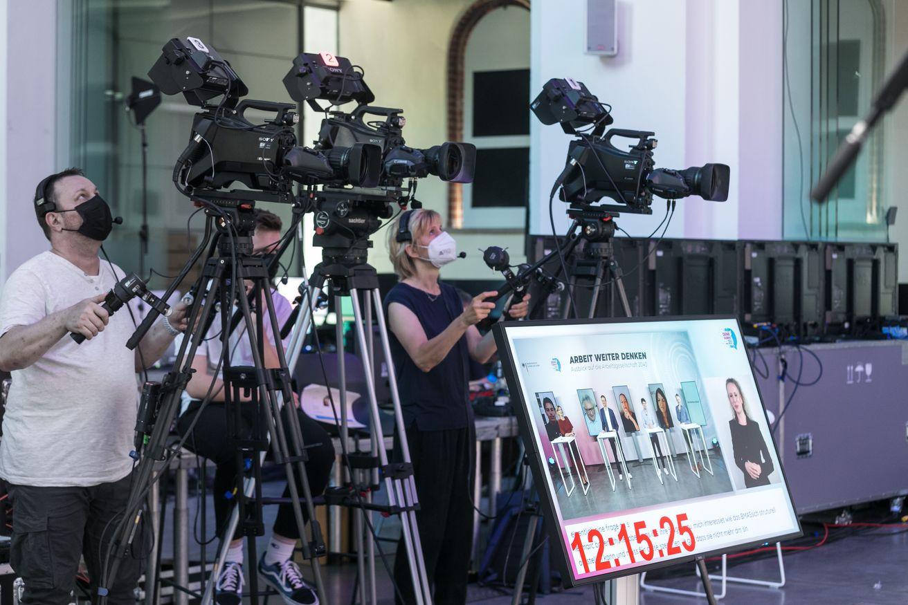 Das Kamerateam