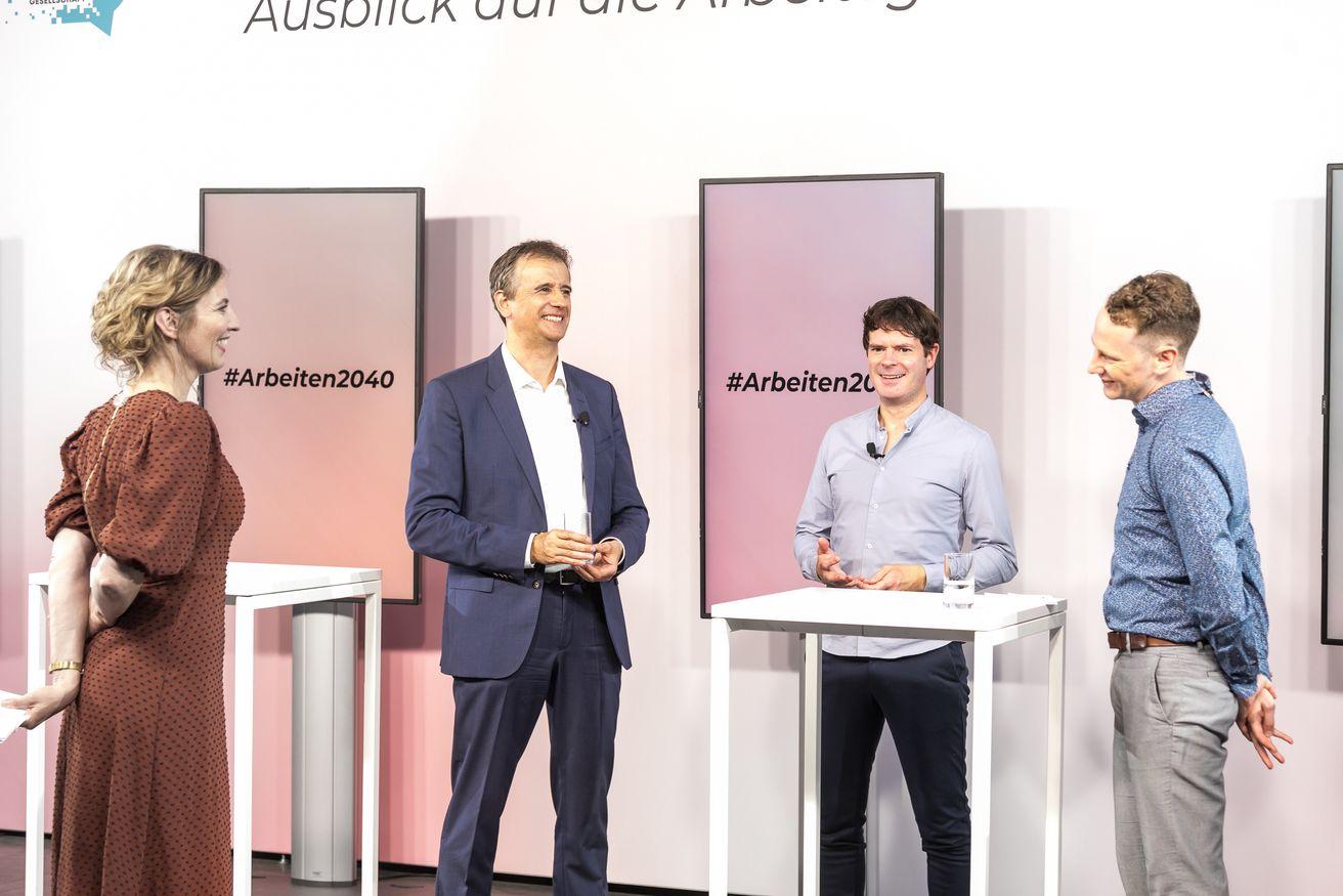 Die Panelisten