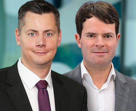 Norbert Janzen und Björn Böhning
