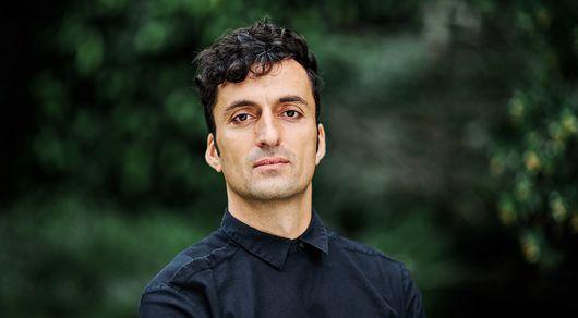 """Portraitfoto von Mark Graham. Öffnet Seite: : Professor Mark Graham über das """"Fairwork Projekt"""""""