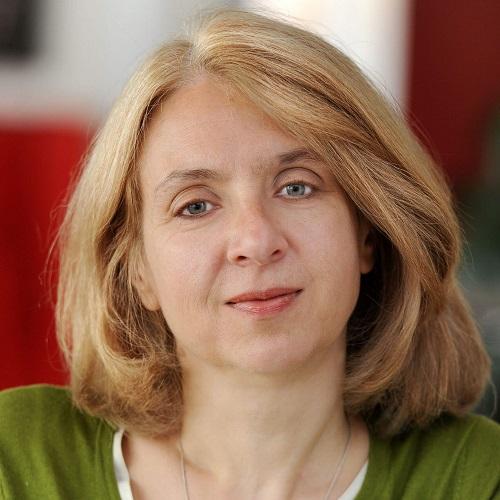 Portrait von Anke Hassel
