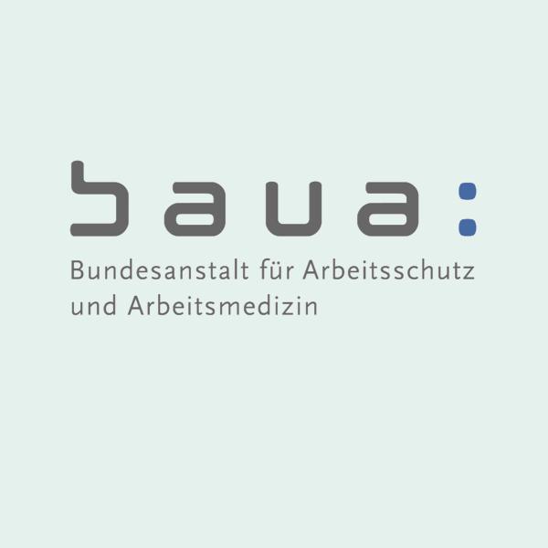 Logo Bundesanstalt für Arbeitsschutz und Arbeitsmedizin (BAuA)