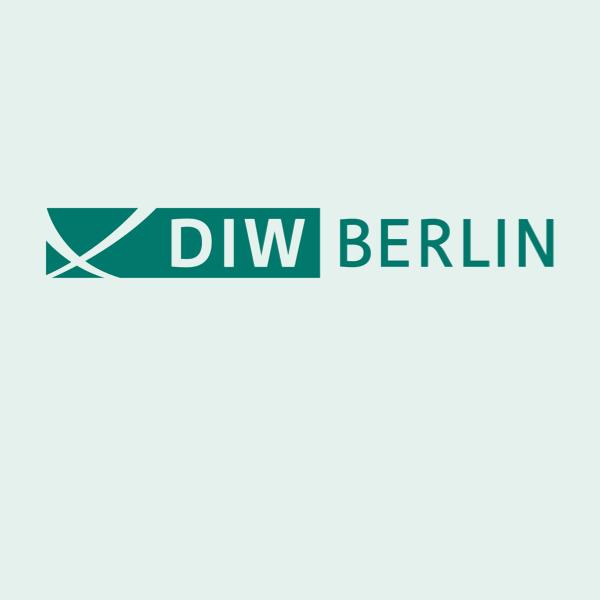 Logo des Deutschen Instituts für Wirtschaftsforschung