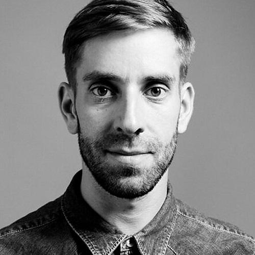 Portrait von Daniel Erk