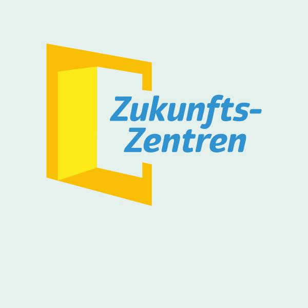 Logo Zukunftszentren