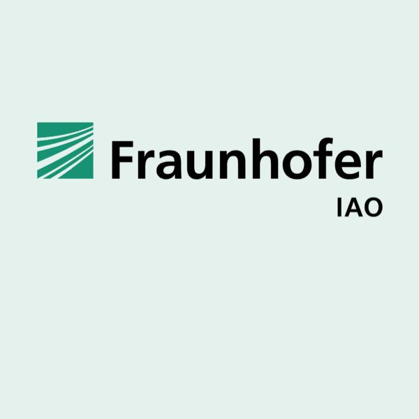 Logo des Fraunhofer-Instituts für Arbeitswirtschaft und Organisation IAO