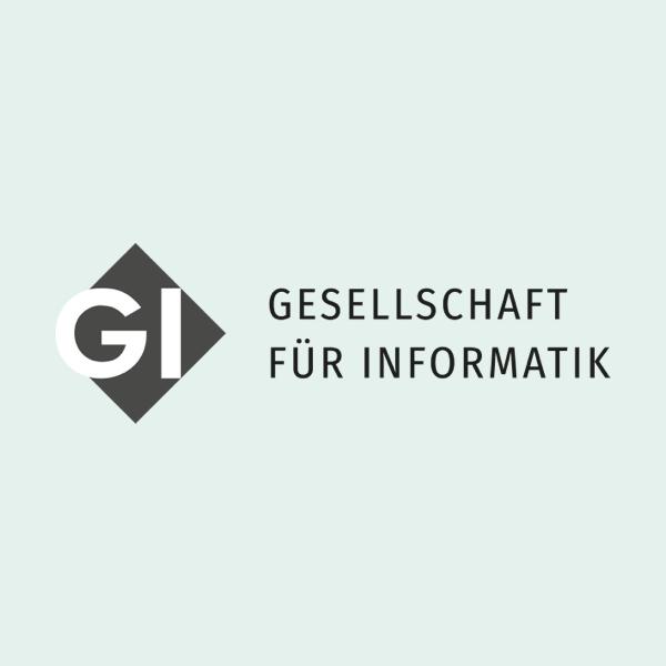 Logo der Gesellschaft für Informatik e. V.
