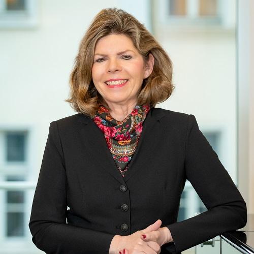 Portrait von Ingrid Hartges