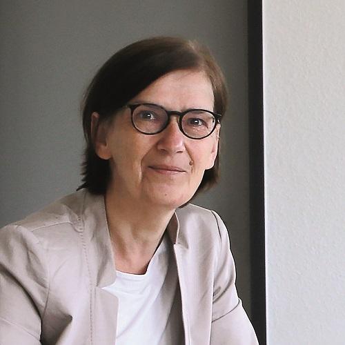 Portrait von Isabel Rothe