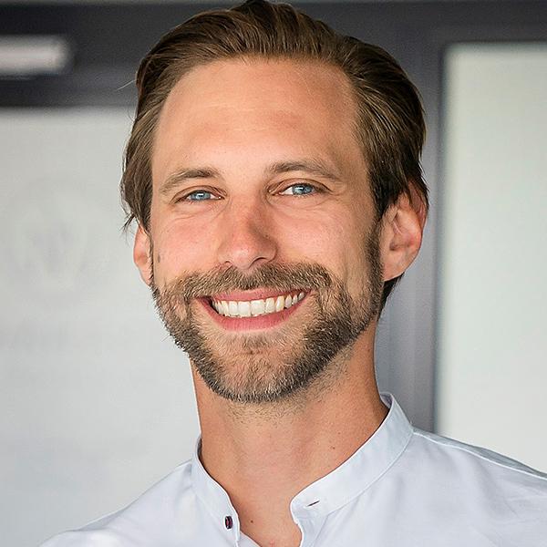 Portrait von Kai Arne Gondlach