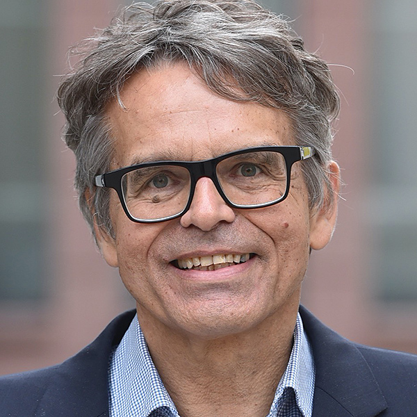 Portrait von Klaus Burmeister