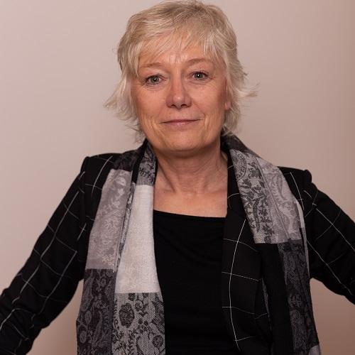 Portrait von Irina Kretschmer