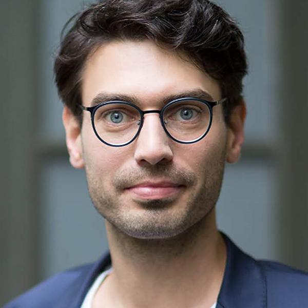 Portrait von Nikolas Becker