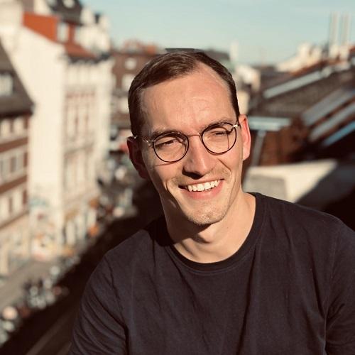 Portrait von Christian Poppe