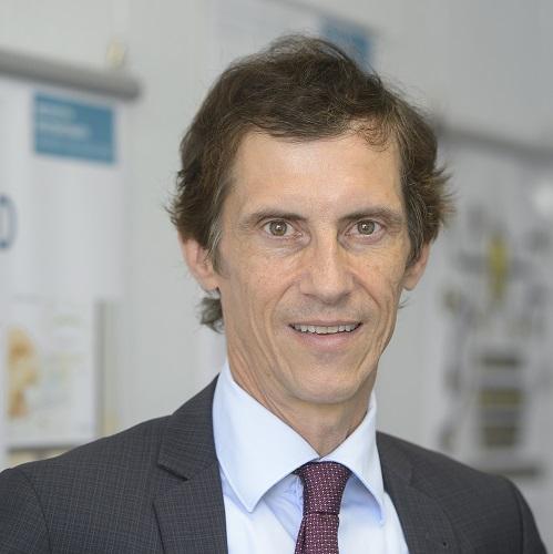 Portrait von Prof. Dr. Georg Borges