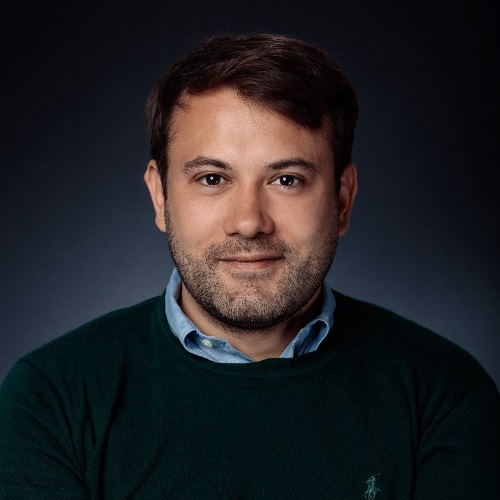 Portrait von Rasmus Rothe