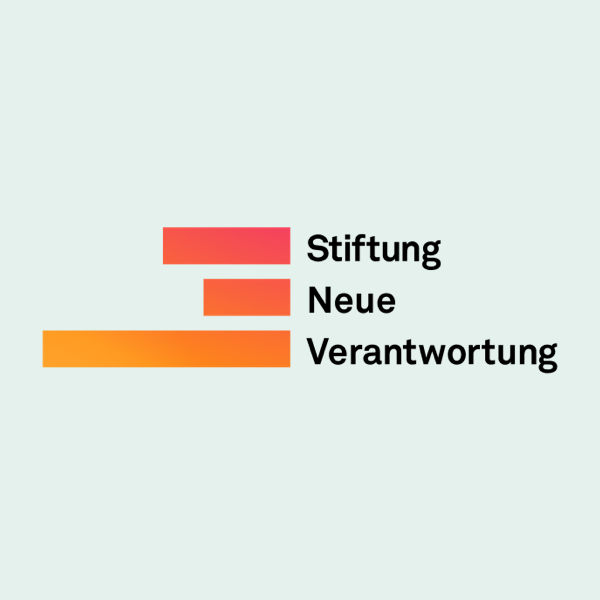 Logo der Stiftung Neue Verantwortung