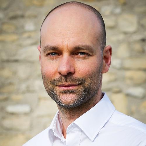 Portrait von Dr. Stijn Broecke