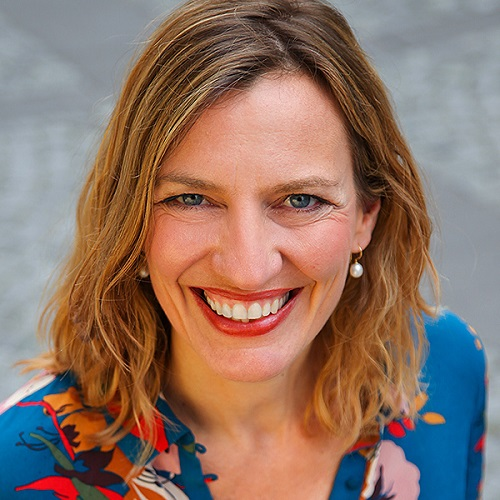 Portrait von Tanja Samrotzki