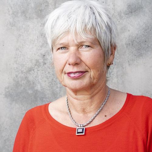 Portrait von Dr. Gerlinde Vogl