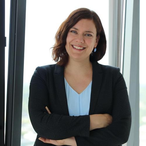 Portrait von Dr. Johanna Wenckebach