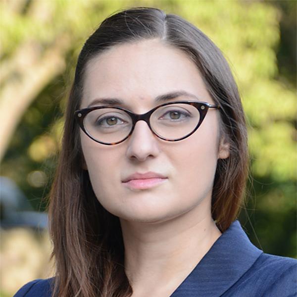 Portrait von Dr. Alexandra Fedorets