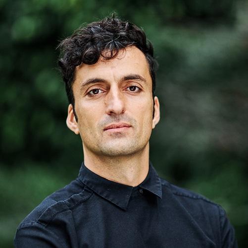 Portrait von Mark Graham
