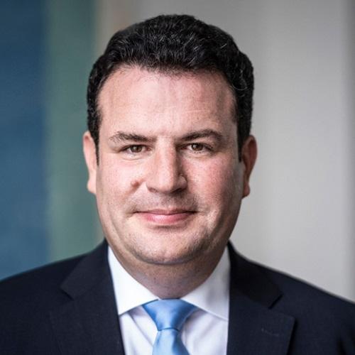 Portrait von Bundesminister Hubertus Heil