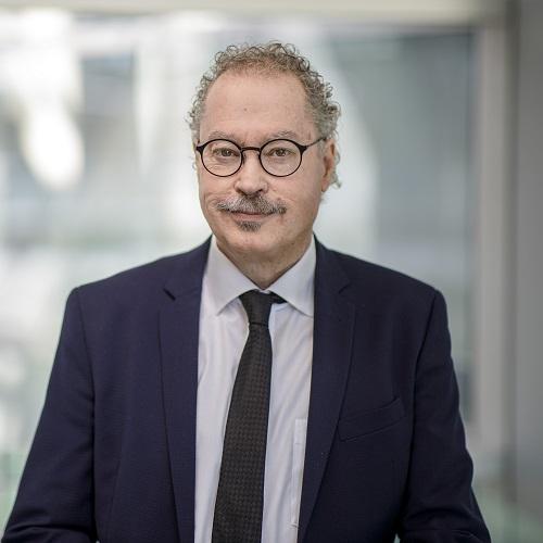 Portrait von Prof. Dr. Christian Kastrop